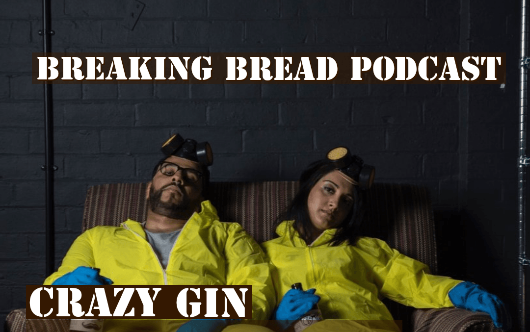 gin makers, crazy gin