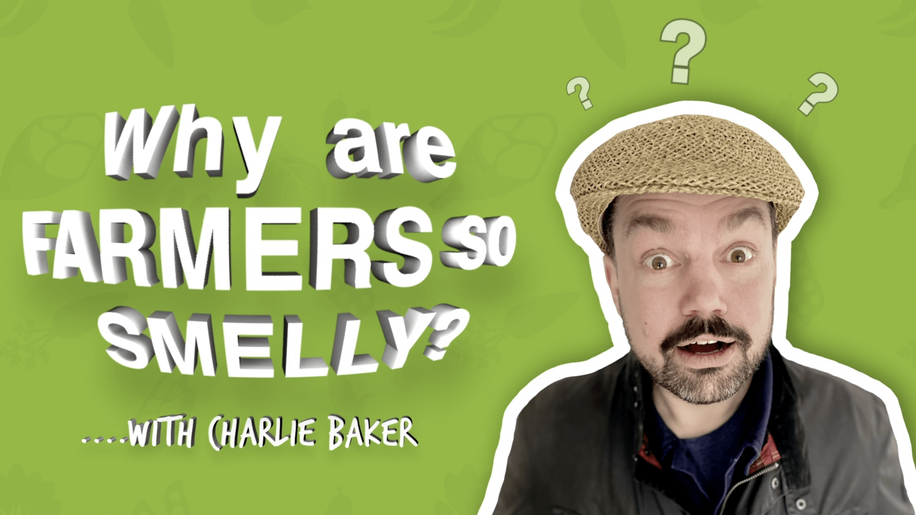 Episode 2 of Why Are Farmers Smelly