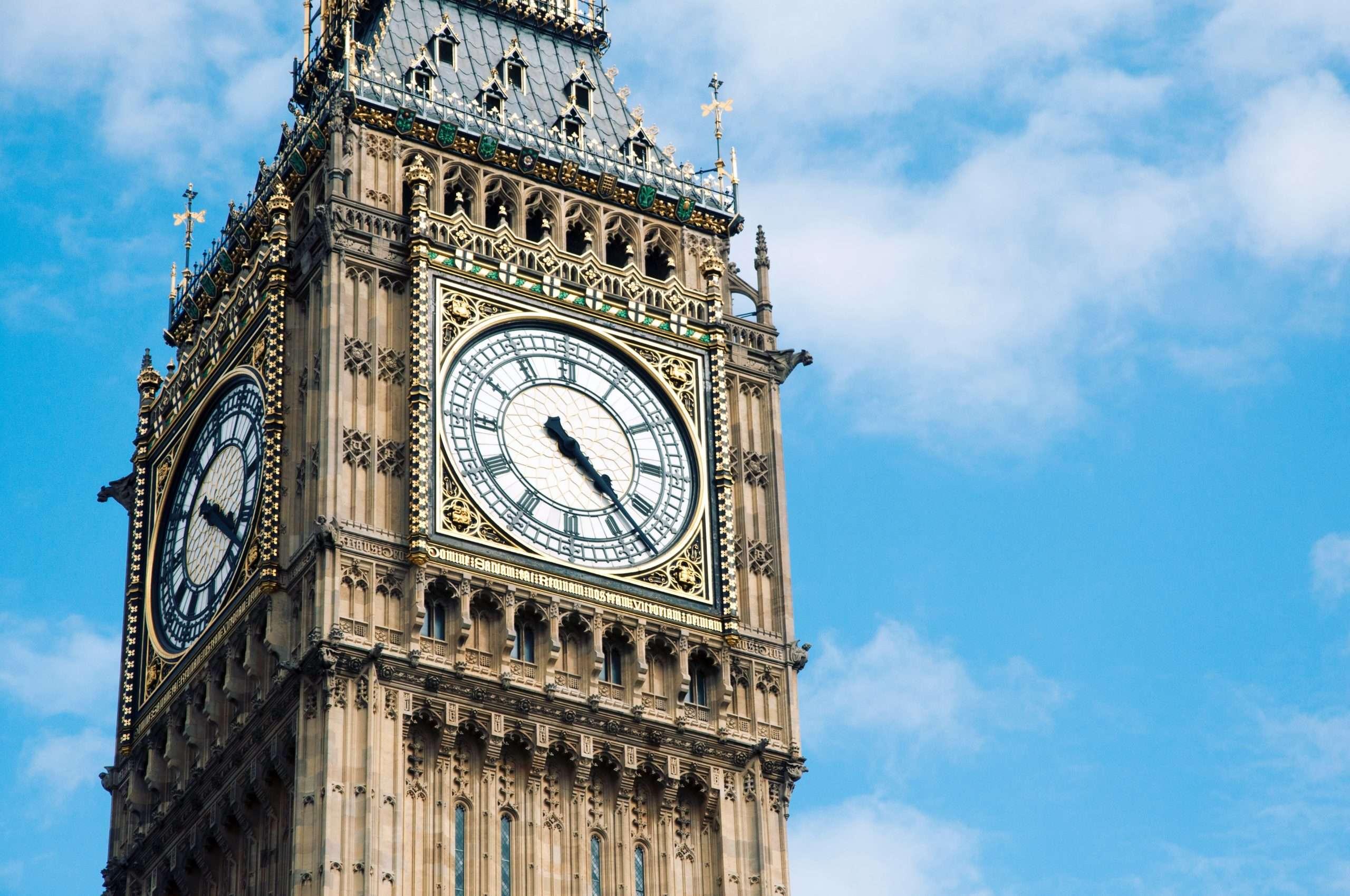 Big Ben Westminster
