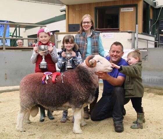 James Rebanks, the herdwick shepherd